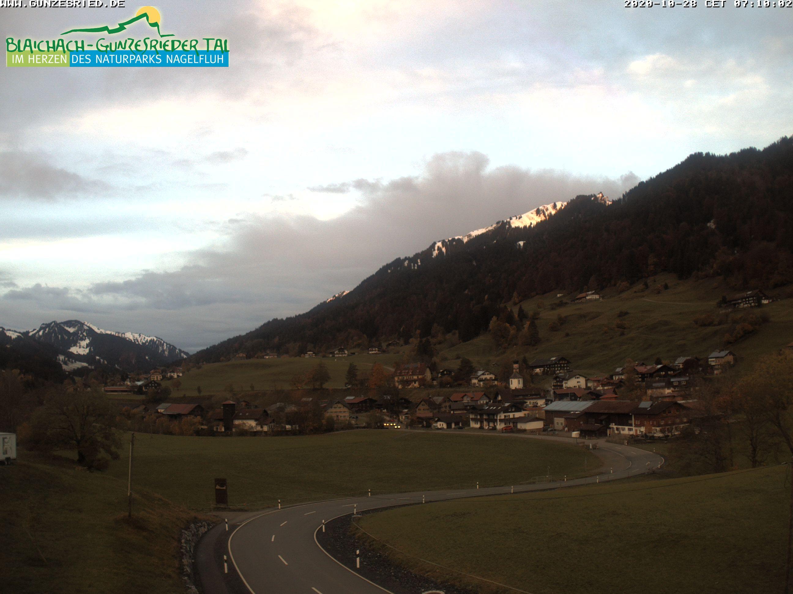Gunzesried: Blick auf den Steineberg